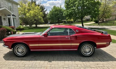 Detailed Documentation: 1969 Ford Mustang Mach I – SCAM!