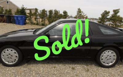 All Original: 1987 Toyota Supra MKIII Turbo – SOLD FOR $10,000!
