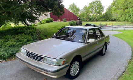 Survivor Flagship: 1992 Toyota Cressida – SOLD!