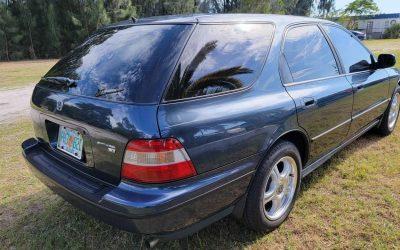 Cheap Long Roof: 1997 Honda Accord LX Wagon – $3,495