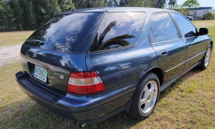 Cheap Long Roof: 1997 Honda Accord LX Wagon – Sold?