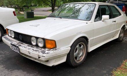 Zender Bodykit: 1981 VW Scirocco – SOLD!