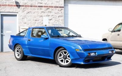NOS Equipped: 1989 Chrysler Conquest TSI – $7,500