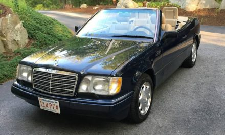 Wiring Harness Replaced: 1995 Mercedes-Benz E320 Cabriolet – Sold?