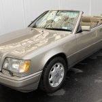 Open Air W124: 1994 Mercedes E320 Cabriolet – $12,000