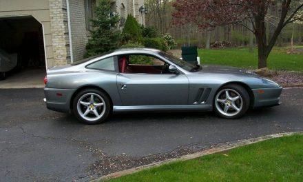 Euro Market Car: 1999 Ferrari 550 Maranello – Sold?