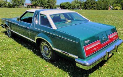 Second Stint: 1977 Ford Thunderbird – NOW $8,500