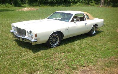 Corinthian Contrarian: 1976 Chrysler Cordoba – $3,900