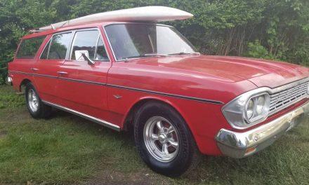 Cross Country: 1964 AMC Rambler Classic 660 V8 – $16,000