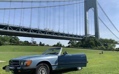 1980 Mercedes 450SL – Sold on Craigslist for $2,000
