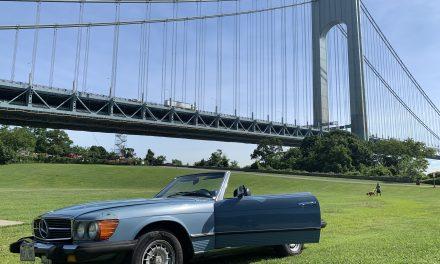 1980 Mercedes-Benz 450SL – Sold on Craigslist for $2,000