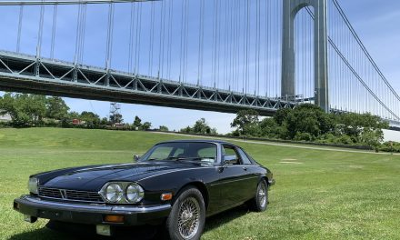 1985 Jaguar XJS V12 – Sold on Craigslist for $4,500
