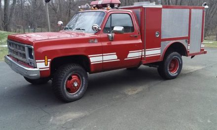 Fun-size Fire Fighter: 1979 GMC 3500 4×4 – Sold?