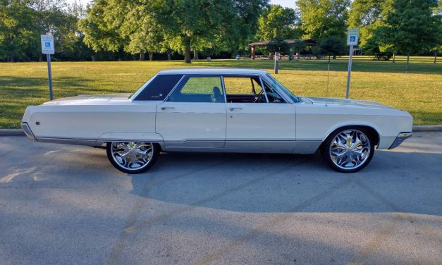 Collector's Collection: 1968 Chrysler New Yorker Four Door Hardtop – $15,000