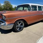 1957 Chevrolet Bel Air Station Wagon – $32,000