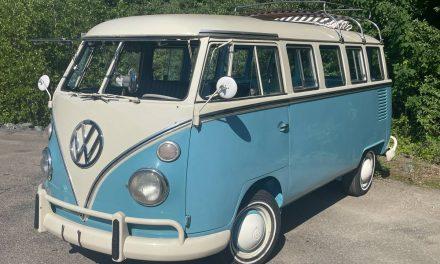Brazilian Bus: 1973 Volkswagen Type 2 Kombi – Sold?