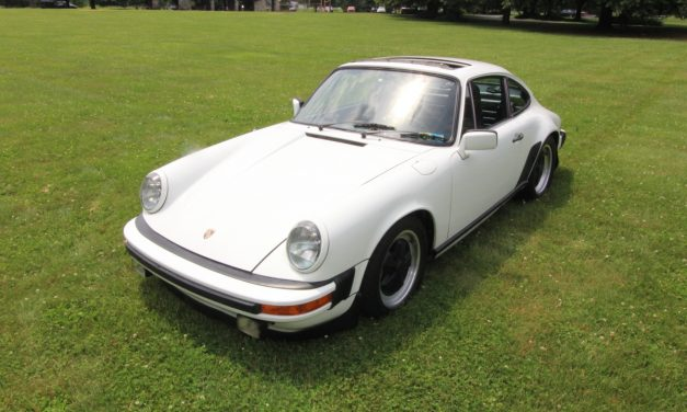 Owned 25 Years: 1979 Porsche 911 SC 3.0 Coupe