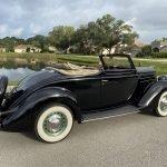 1936 Ford Model 68 Club Cabriolet – $30,000