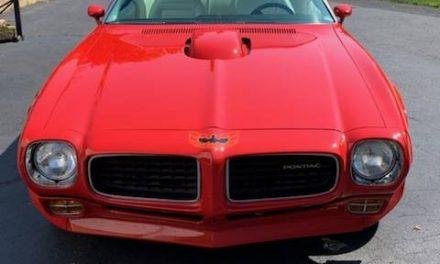 1973 Pontiac Firebird Trans Am – SOLD!