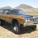 1972 Ford Country Squire 4×4 Wagon – $15,500