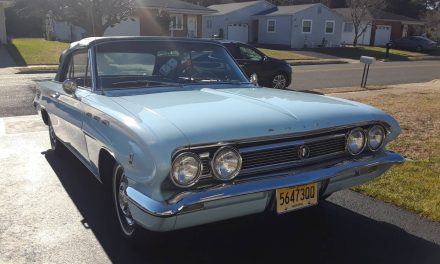 Baby Blue: 1962 Buick Skylark Convertible – Sold?