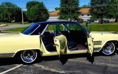 Whiskey Licked: 1964 Buick Wildcat Four-Door Hardtop – $9,900