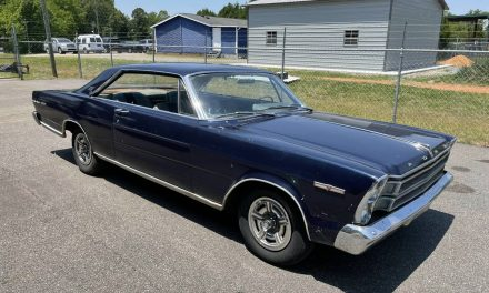 Seven Liter Sleeper: 1966 Ford Galaxie 500 Fastback Project – Sold?