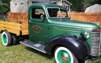 1940 Chevrolet Master Pickup