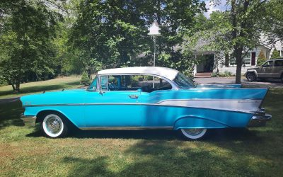 1957 Chevrolet Bel Air – Sold Before Auction!