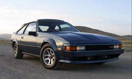 Working Project: 1986 Toyota Supra – $9,900