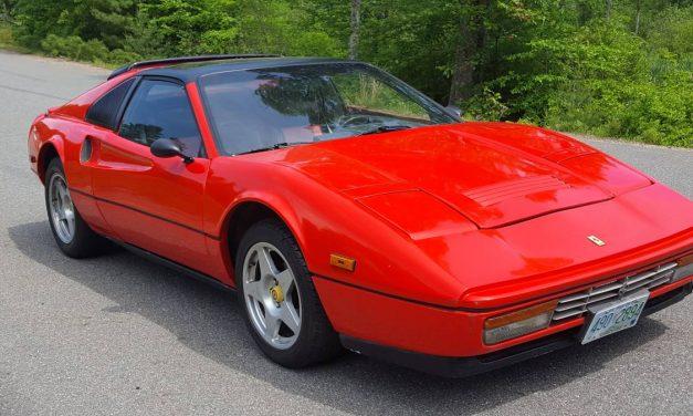 Fake 328: 1987 Pontiac Fiero Kit Car – $17,500
