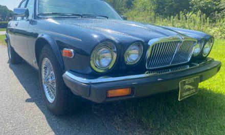 Last of the Big Cats: 1986 Jaguar XJ6 – $4,500