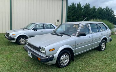 Long Roof Civic: 1982 Honda Civic Wagon – $4,500