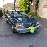 Benchmark Coupe: 1984 Mercedes Benz 500 SEC – $10,200