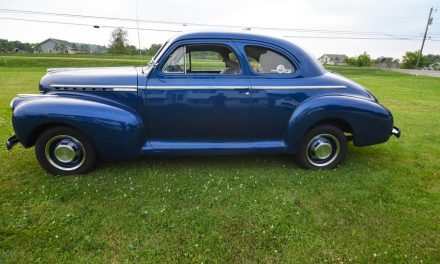 1941 Chevrolet Business Coupe Hot Rod