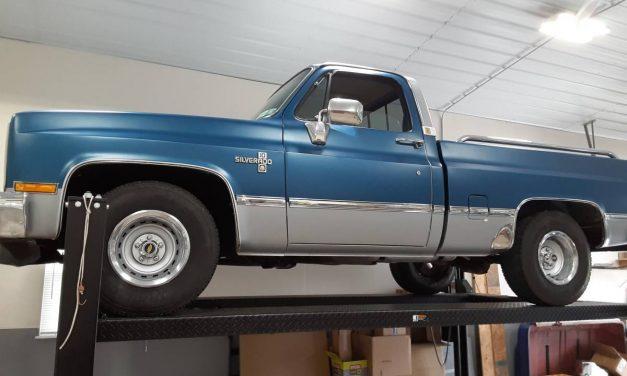 Rounded Line: 1981 Chevrolet C10 Silverado SWB – NOW $19,995