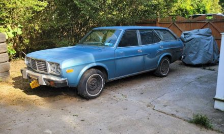 Rotary Relic: 1978 Mazda RX4 Wagon – Sold?