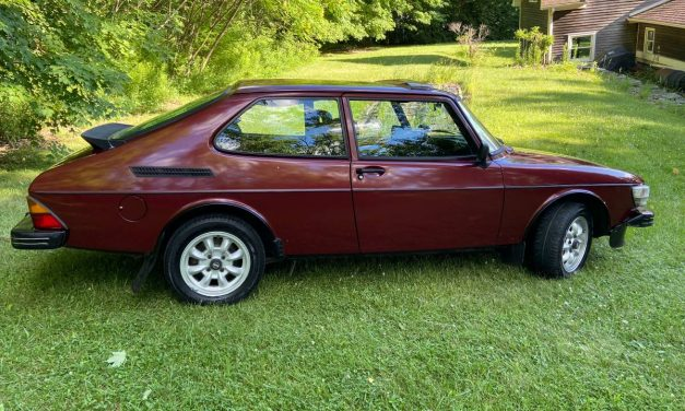 Before BaT: 1978 Saab 99 Turbo – $16,000