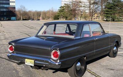 Sleeper Sedan: 1962 Ford Falcon Futura Restomod – $25,000