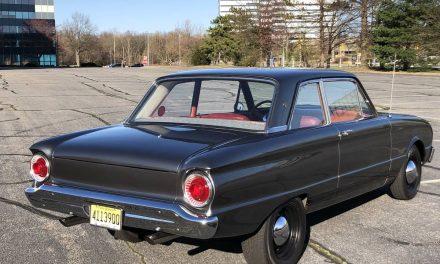 Sleeper Sedan: 1962 Ford Falcon Futura Restomod – SOLD!