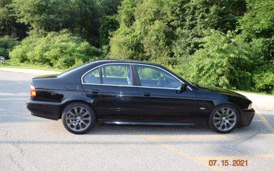 2002 BMW E39 530i – Seller Keeping