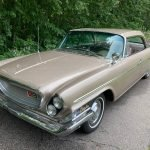 Trimmed Tailfins: 1962 Chrysler Newport Four-Door Hardtop – $14,900