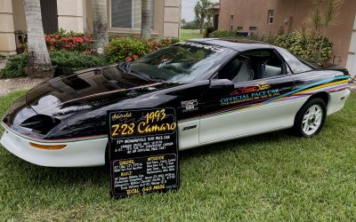 1993 Camaro Z/28 – Sold Elsewhere For $23K