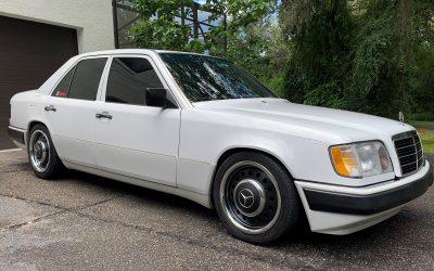 E-Class: 1995 Mercedes-Benz W124 E320