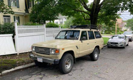 High Miler: 1983 Toyota Land Cruiser FJ60 – SOLD!