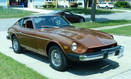 Original Owner: 1975 Datsun 280Z – Sold?