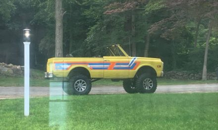 Pathetic Photography: 1969 Chevrolet K5 Blazer – Sold?