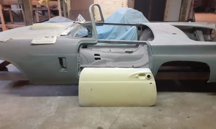 BaT Turn-Away: 1957 Ford Thunderbird Project