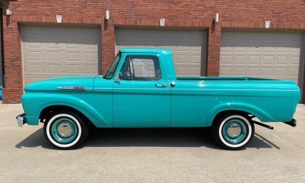 Unloved Unibody: 1961 Ford F100 – Sold?