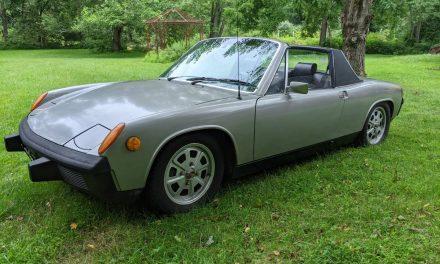 Forty Year Friendship: 1974 Porsche 914 1.8L – Sold?